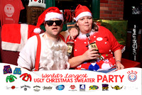 Bad Santa - Ugly Sweater Party 2015
